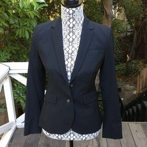 Banana Republic Wool Suit Jacket with Pants Sz 0P